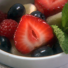 Berry Mint Salad