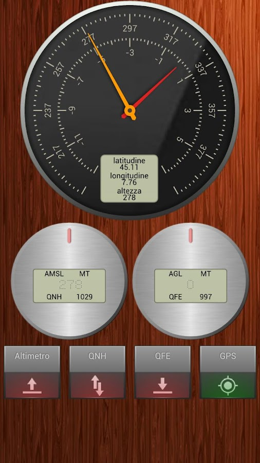 Barometer & Altimeter Screenshot 2