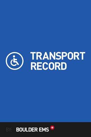 Transport Record