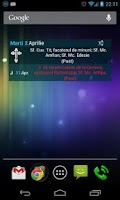 Screenshot of Calendar Ortodox cu Widget