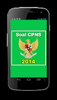 Screenshot of Soal CPNS 2015