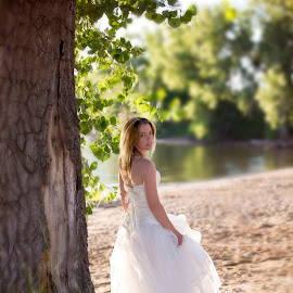 by Sandra Nichols - Wedding Bride (  )
