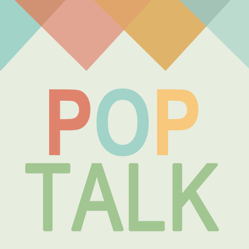 社交必備App|KakaoTalk Theme - POP TALK LOGO-綠色工廠好玩App