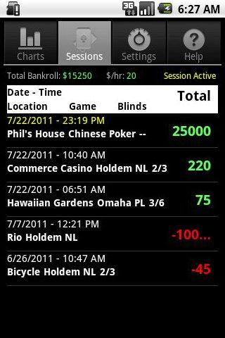 【免費財經App】Poker Bankroll Manager Pro-APP點子