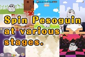 Screenshot of Spin Pesoguin -