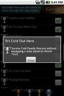 Trophies 4 SSX - screenshot