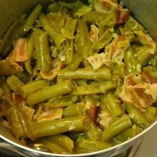 Homestyle Green Beans Recipes