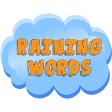 Raining Words