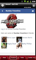 Screenshot of Rumba FM