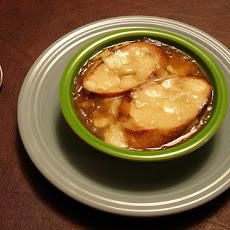 Jonesy's Homemade (Low Salt) French Onion Soup