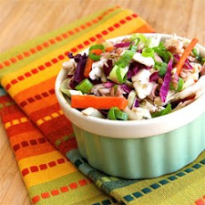 Tangy Southwest Coleslaw