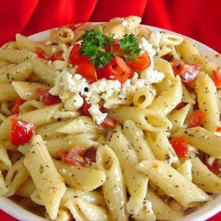Penne Pasta Salad Italian Dressing Recipes