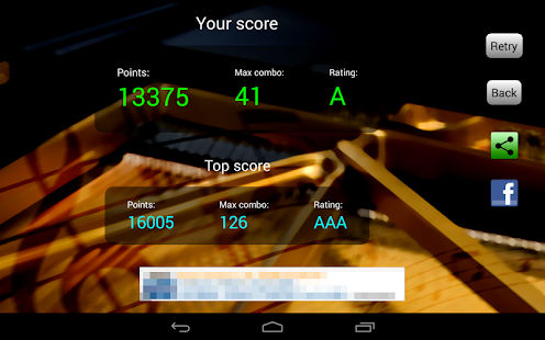 APK Game Piano Master 2 for iOS