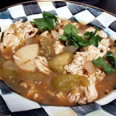 Chile Verde (Chicken or Pork)