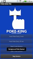 Screenshot of Poke-King Pro for Facebook