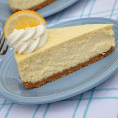 My Yummy Lemon Cheesecake