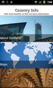Edinburgh Travel Guide - screenshot