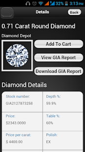 diamdirect - screenshot