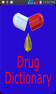 Drugs Dictionary - screenshot