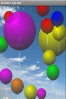 Screenshot of Balloon Maker