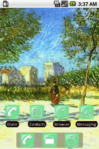 Paris Outskirts [SQTheme] ADW