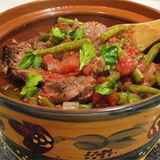 Lamb Stew Tomato Sauce Recipes