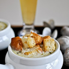Fresh New England Clam Chowder