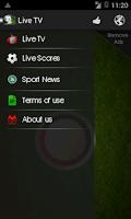 Screenshot of Sport TV