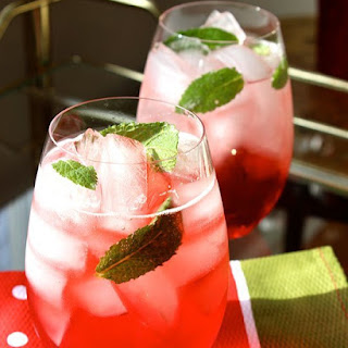 Campari Mint Spritz