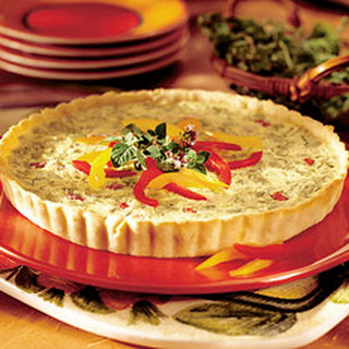 Spinach-Cheese Tart