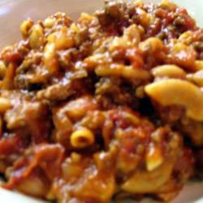 Minced Beef Goulash