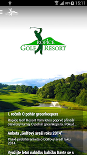 Ropice Golf Resort - screenshot