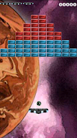 Screenshot of ArkAndroid game Arkanoid clone