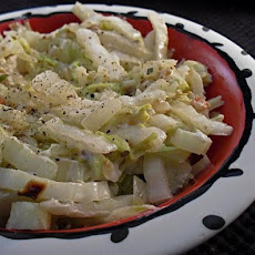Danish Wilted Cabbage Salad With Bacon