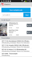 Screenshot of Officebooking