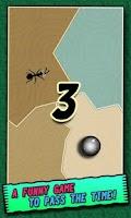Screenshot of Ant vs Ball