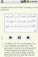 Screenshot of Make Dua Lite - Dua with Audio