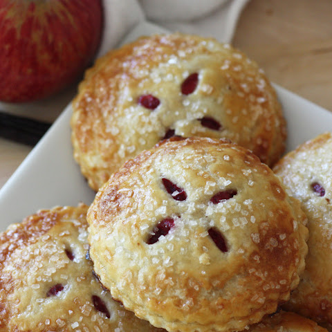 MINI CRANBERRY APPLE PIE
