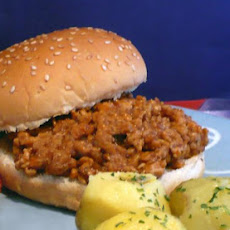 Sloppy BBQ Joe