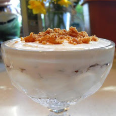 Gooseberry Gingernut Fool