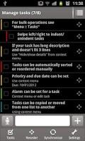 Screenshot of ProDo   Tasks List (To do list