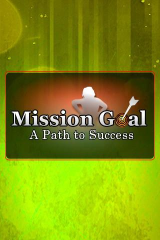 Mission Goal A Path to Success