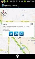 Screenshot of GPS Tracker Angel Tracking PRO