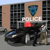 Download Crime City Real Police Driver APK on PC