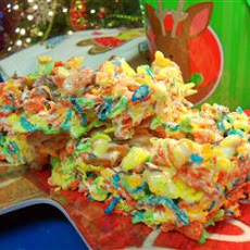 Fruity Krispy Treats