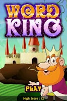 Screenshot of Word King