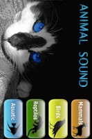 Screenshot of Animal Sound