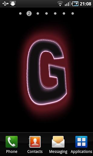 Swaying Pink G-Monogram