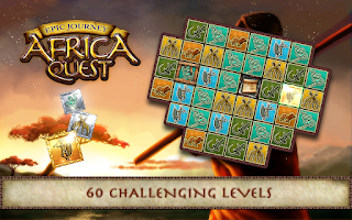 Screenshot of Epic Journey: Africa Quest
