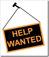 Help wanted  at TDA Training!